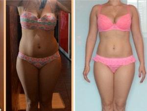 Александра похудела на 6 килограммов за 2 недель диеты Усама Хамдий