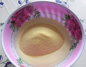 Как приготовить манник на кефире в духовке по рецепту