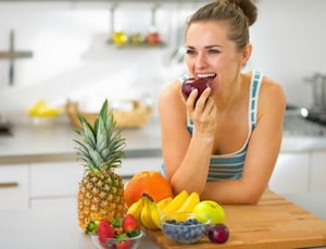 Пища для обладательницы роскошной попы: секретная диета