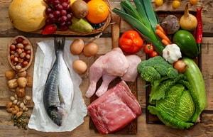 Каков список разрешенных во время палео диеты продуктов
