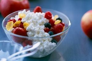 Каково меню творожно-фруктовой диеты