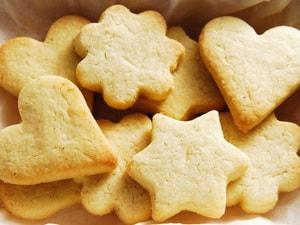 Как приготовить вкусное диетическое творожное печенье