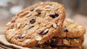 Какова диетическая ценность творожного печенья, приготовленного пошагово по рецепту с фото