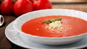 Какова диетическая ценность супа-пюре из томатов