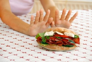 Какие продукты должно включать меню щадящей диеты для похудения