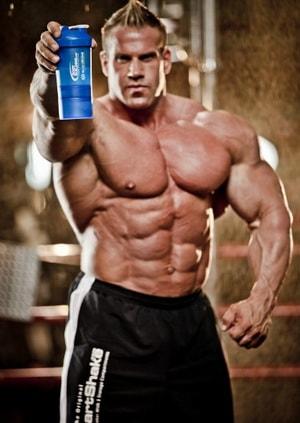 прием протеина для роста мышц