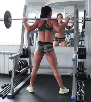 как правильно выполнять упражнение