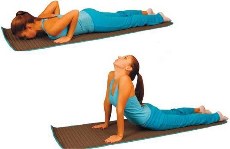 как выполнять первое упражнение разминки