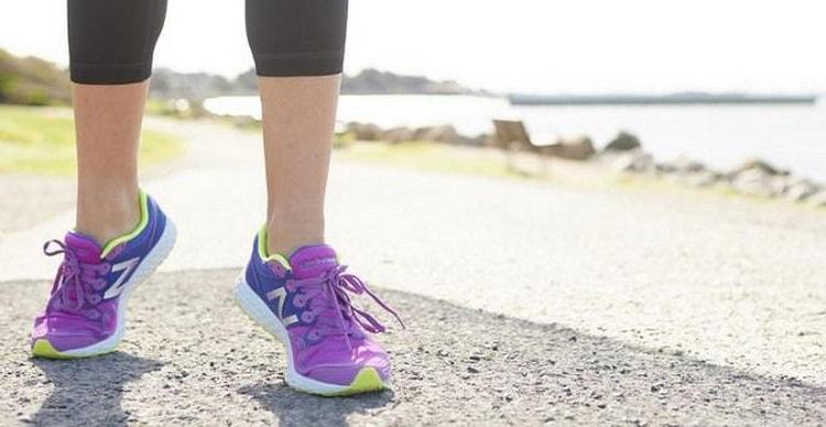 как ходить на носочках