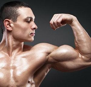 Упражнения для похудения рук в зале