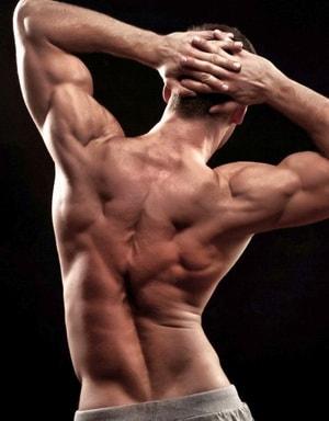 тренированное тело