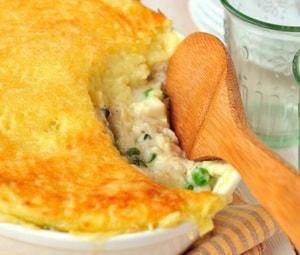 Рыбная запеканка с рисом - рецепт с фото 83