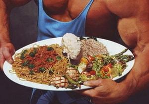 питание в жизни спортсмена