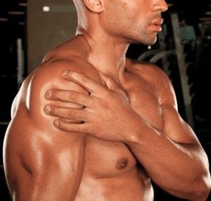 тренировка плеча