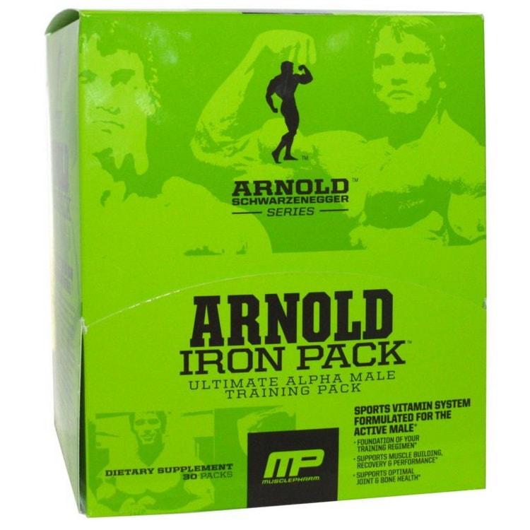 витамины Arnold Schwarzenegger Series Iron Pack