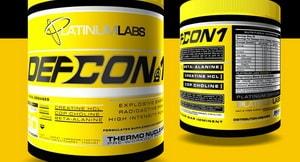 предтренировочный комплекс Defcon-1