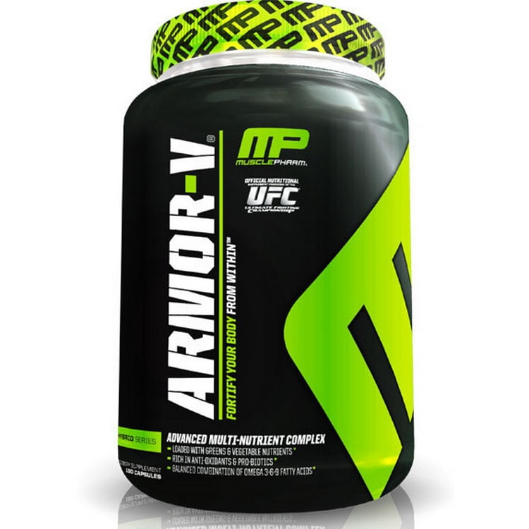 витамины Muscle Pharm Armor-V