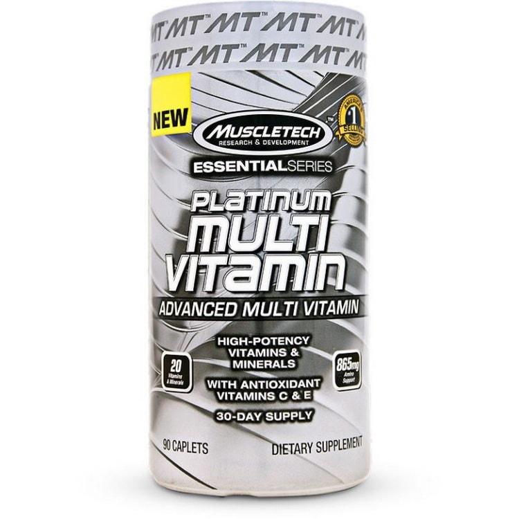 витамины MuscleTech Platinum Multivitamin