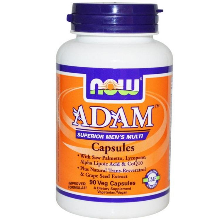 витамины Now Foods – ADAM