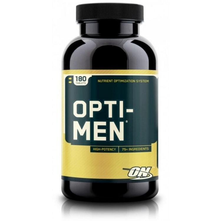 витамины Optimum Nutrition Opti-Men