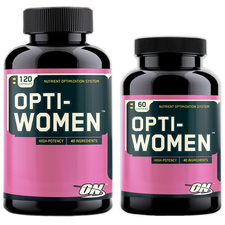 витамины Optimum Nutrition Opti-Women