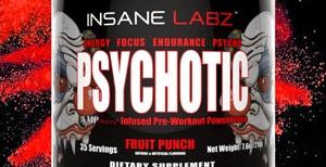 PsychoticInsane Labs– один из лучшихпредтренировочных комплексов