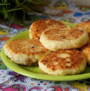 готовим сырники с арахисом