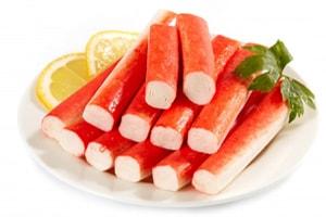 крабовые палочки и их калорийность