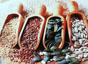 семечки калорийность