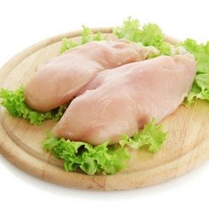 Окрошка на квасе с курицей
