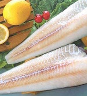 рыба треска калорийность