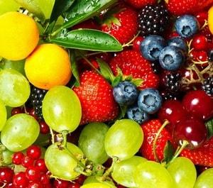 калорийность различных ягод