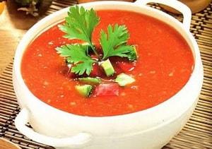 диетический суп гаспачо