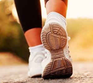 Используйте только обувь с ребристой, не скользящей подошвой