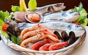 сколько калорий в рыбе