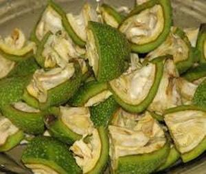 Применение зеленого ореха в качестве лекарства
