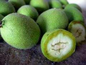 хорошие орехи для настойки