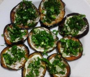 калорийность жаренных баклажан с майонезом