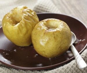 печёные яблоки в духовке рецепты с фото