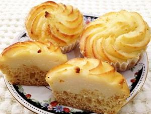 творожные кексы рецепты с фото пошагово