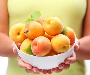 Калорийность блюд с абрикосом