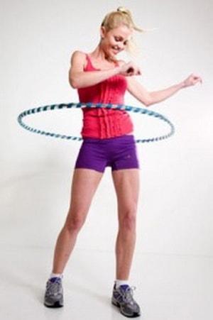 преимущества обруча для похудения