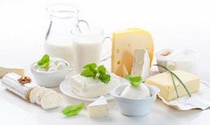 Молоко и продукты из него очень полезны для организма