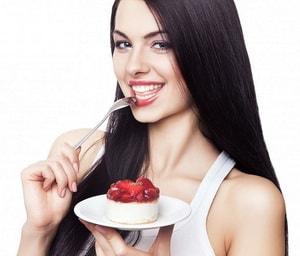 калорийность разных сладостей