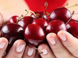 калорийность разных сортов вишни