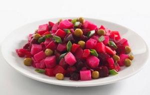 Винегрет: классический рецепт и его калорийность