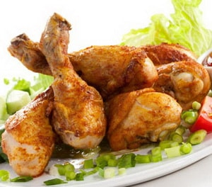 калорийность курицы с имбирем и абрикосом