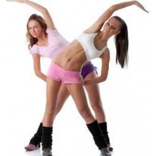 эффективная гимнастика для похудения
