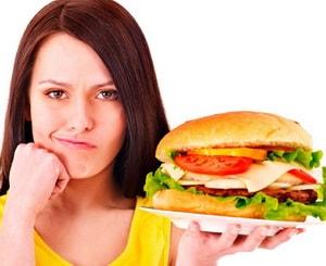 калорийность блюд в Макдональдс