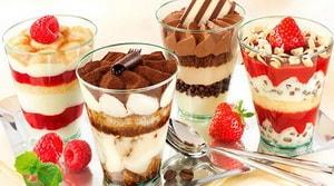 легкие десерты в домашних условиях